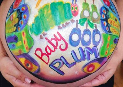 PREGNANT BELLY ART